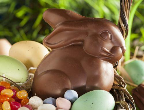 Coelhinho da Páscoa que trazes pra mim: Chocolate melhora o humor?